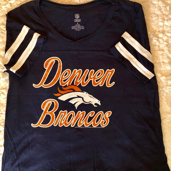 825c8638b83 torrid Tops | Denver Broncos Football Scoop Tee | Poshmark